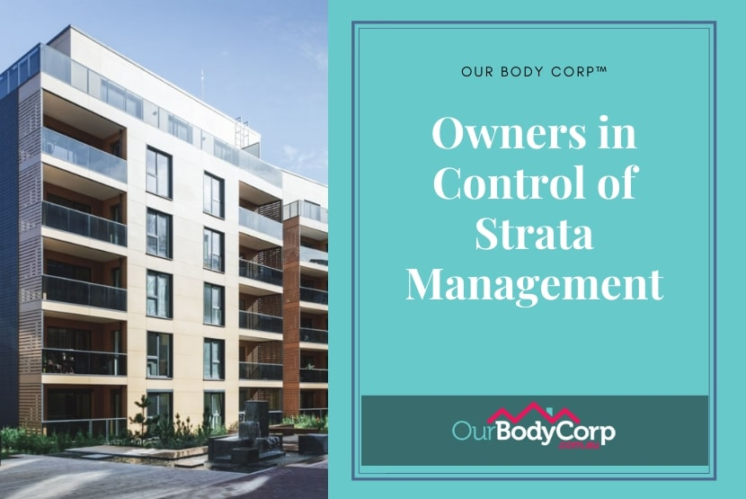owners in control of strata management